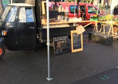 Le Fix, café mobile